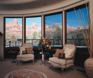 home interior window film