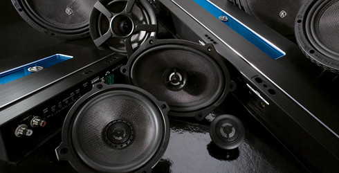 CAR AUDIO & INTERIORS