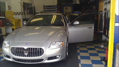 Maserati Tint