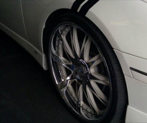 White Wheels