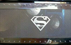 Superman Grille